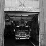 Boston Fire Engine No 8