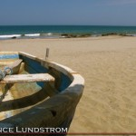 Fishing Boat in Mancora Peru