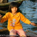 Halong Bay Girl