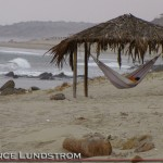 Relaxing in Mancora Peru